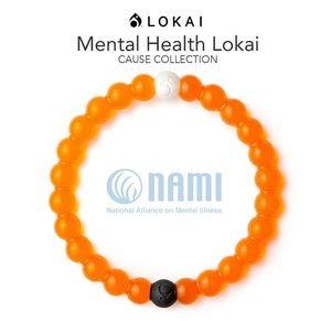 """Lokai Bracelet """"Mental Health"""" Stop the Stigma"""